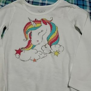 Children's place girl's top